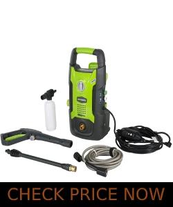 Greenworks 1600 PSI 13 Amp 1.2 GPM Pressure Washer