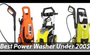 the best power washer to buy on amazon