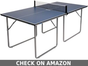 BEST PING PONG TABLE FOR FAMILY