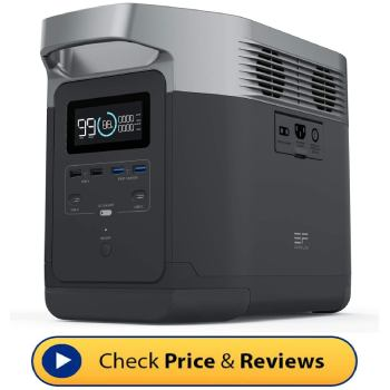 Best solar generator for van life