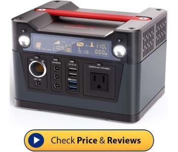 best battery backup for CPAP
